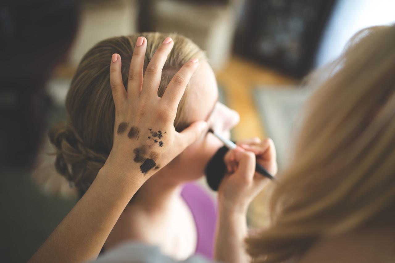 Beauty Salon, professional, make-up