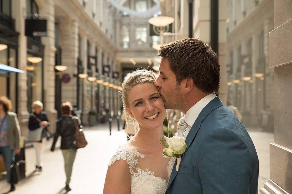 Bruid, trouwen