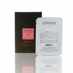 Oolaboo Ageless Cooling eye pads